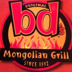 Photo taken at BD's Mongolian BBQ by Matt S. on 6/24/2012