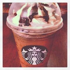 Photo taken at Starbucks by Jessica on 8/25/2012