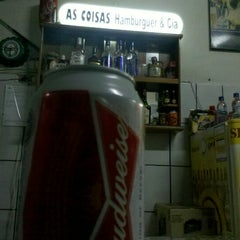 Photo taken at As Coisas (bar do Luis) by Luciano M. on 7/29/2012
