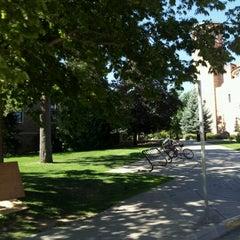 Photo taken at University of Colorado Ice Rink by Deb K. on 9/9/2012