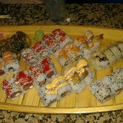 Photo taken at Tasu Asian Bistro Sushi & Bar by Tamara N. on 8/4/2012