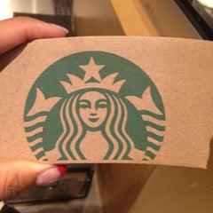 Photo taken at Starbucks by Desiree P. on 3/6/2012