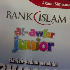 Photo taken at Bank Islam by Hashim M. on 3/27/2012