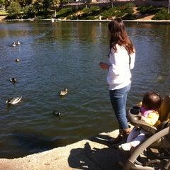 Photo taken at Eisenhower Park by Cristina D. on 3/3/2012