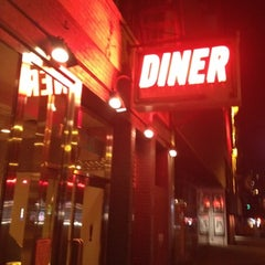 Photo taken at The Bowery Diner by Tony T. on 7/27/2012
