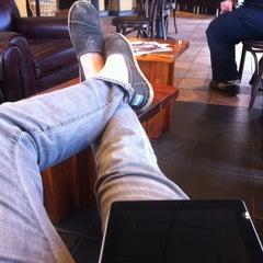 Photo taken at Starbucks by Joel B. on 9/13/2012
