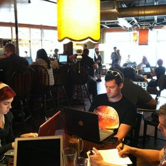 Photo taken at Epoch Coffee by Riley S. on 3/18/2012