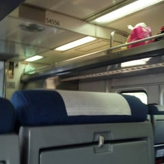 Photo taken at Amtrak Lincoln 303 by BethersJR on 7/11/2012