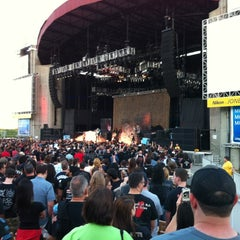 Photo taken at Nikon at Jones Beach Theater by Shawn S. on 6/28/2012