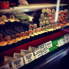 Photo taken at Sushi Monger by M!N on 2/14/2012