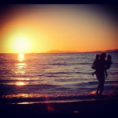 Photo taken at Wreck Beach by Alex T. on 8/17/2012