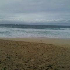 Photo taken at Ehukai Beach by Queen B. on 2/8/2012