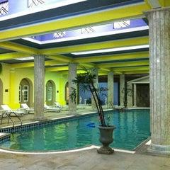 Photo taken at Palace Hotel by Alvaro G. on 4/12/2012