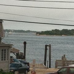 Photo taken at Woods Hole Inn by Capital Spice on 8/5/2012