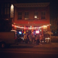 Photo taken at Larimer Lounge by Rande K. on 8/31/2012