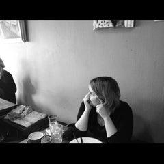 Photo taken at Baobab Café by Matthew S. on 7/8/2012