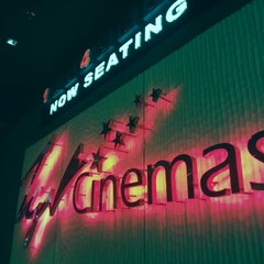 Photo taken at TGV Cinemas by Calvin L. on 8/18/2012