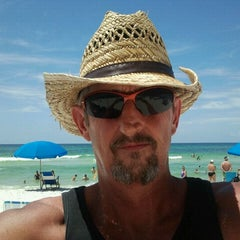Photo taken at Panama City Beach Public Access #39 by Bill B. on 7/15/2012