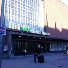 Photo taken at VR Tampere by Jaakko on 7/26/2012