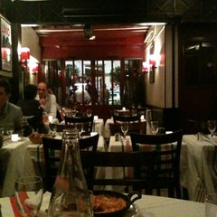 Photo taken at Chez Livio by youri j. on 3/14/2012