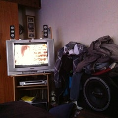 Photo taken at Tyler's Room ! by Atilio V. on 5/1/2012
