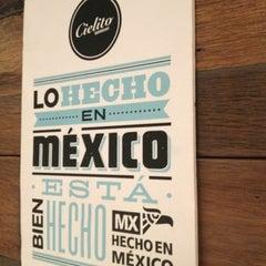 Photo taken at Cielito Querido Café by Dra A. on 7/24/2012