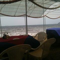 Photo taken at Restaurante Camaron Dorado by Kendall A. on 4/1/2012
