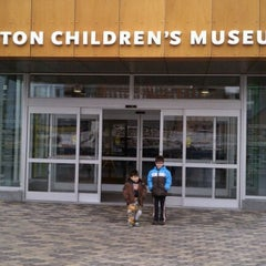 Photo taken at Boston Children's Museum by Timothy H. on 2/17/2012