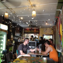Photo taken at Calanthe Art Cafe by Ee B. on 6/22/2012