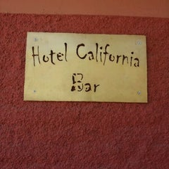 Photo taken at Hotel California by Marc N. on 3/30/2012