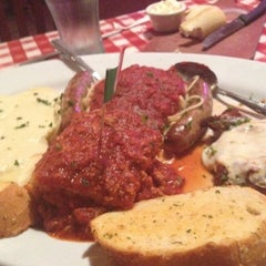 Photo taken at Spaghetti Warehouse by Mike L. on 7/21/2012