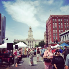 Photo taken at Downtown Des Moines Farmers Market by Marcella on 6/16/2012