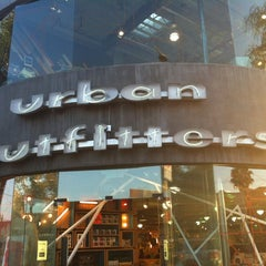 Photo taken at Urban Outfitters by Berto M. on 8/25/2012