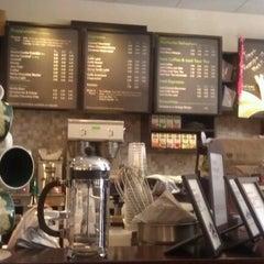 Photo taken at Starbucks by Rebecca on 8/9/2012