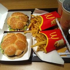 Photo taken at McDonald's by Tomáš V. on 5/25/2012