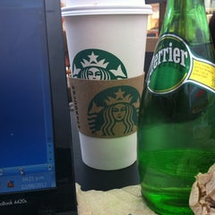 Photo taken at Starbucks by Wltr J. on 9/12/2012