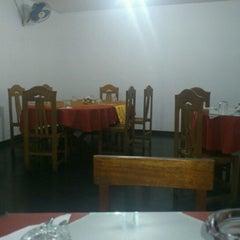 Photo taken at Restaurant  La Toja by Ricardo F. on 6/21/2012
