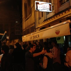 Photo taken at La Tasca by Fran V. on 5/26/2012