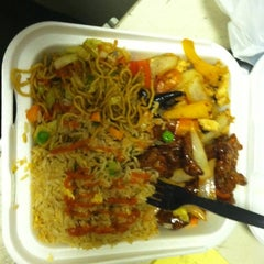 Photo taken at Panda Express by Delontae H. on 2/11/2012