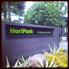 Photo taken at HortPark by Karen Z. on 7/20/2012
