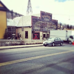 Photo taken at High West Distillery & Saloon by Katie R. on 3/15/2012