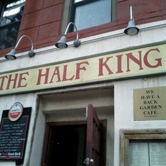 Photo taken at The Half King by Ms.Fu on 3/23/2012
