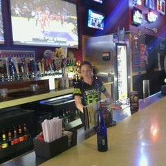 Photo taken at Buffalo Wild Wings by Kristopher C. on 2/18/2012