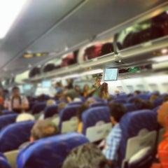 Photo taken at Terminal 1 by Juan Pedro M. on 9/7/2012