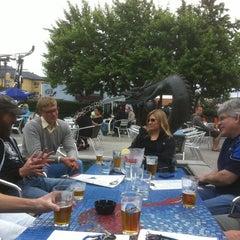 Photo taken at Bernies Bungalow Lounge by Christoff J. on 7/7/2012