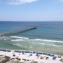 Photo taken at Navarre Beach by Billy B. on 6/17/2012