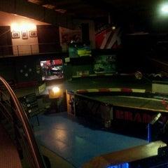 Photo taken at Indoor Karting Barcelona by Hatem R. on 5/4/2012