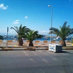Photo taken at Tuzla Sahili by Eren K. on 7/19/2012