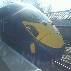Photo taken at Faversham Railway Station (FAV) by Suzi on 3/19/2012