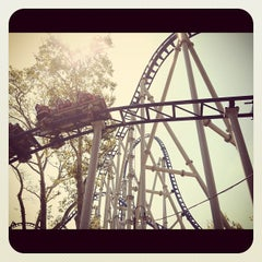 Photo taken at Kennywood Park by Anthony B. on 8/21/2012